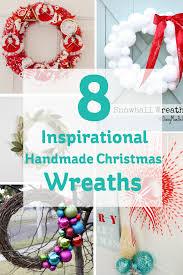 8 handmade christmas wreaths hobbycraft blog