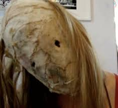 Scarecrow Batman Halloween Costume Burlap Face Mask Leatherface Silent Hill Nurse Scarecrow
