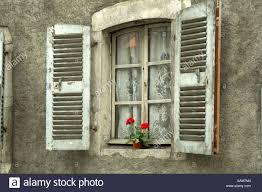 shutters shuttered windows france french house housing