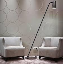 lesele wohnzimmer stehlen modern designer leuchten im spotlicht