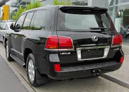 2015 lexus lx 570 white file lexus lx 570 20090620 rear jpg wikimedia commons
