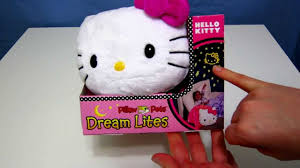 Hello Kitty Christmas Lights by Dream Lites Hello Kitty Edition Review Youtube
