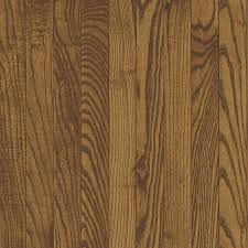 shop bruce oak hardwood flooring sle fawn at lowes com