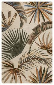 Palm Tree Runner Rug Rizzy Home Multied Runner Rug Woolx 8 Tropical And