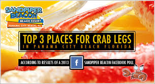 Capt Jacks Family Buffet Panama by Top 3 Places For Crab Legs In Panama City Beach