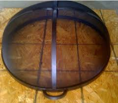 Custom Fire Pit Covers by Economical With Stainless Steel Mesh One Piece Custom Made Safety