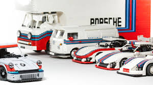 lego porsche 919 lego has to build this amazing martini porsche racing set