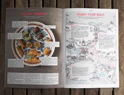 Housemagazine by Liviwhit Com Olivia Whitworth Illustration