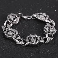 skull link bracelet images Skull link bracelet capiqsh jpg