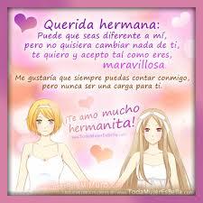 Imagenes Del Amor Y Amistad Para Una Hermana | imagen para mi hermana querida cosas para mi muro