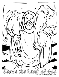 jesus lamb of god clipart clipartxtras