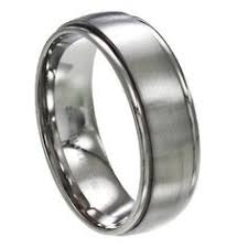 stainless steel wedding bands black stainless steel wedding band mss0081 fashion rings