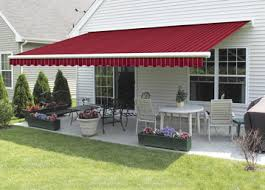 Deck Awnings Retractable Residential Awnings Serratosigns