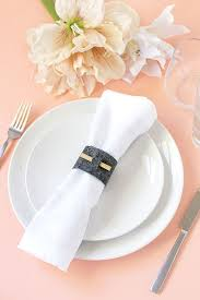 napkin ring ideas 12 diy napkin rings for any occasion