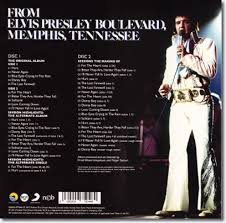 from elvis boulevard tennessee 2 cd ftd se