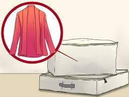 3 ways to organize your wardrobe wikihow