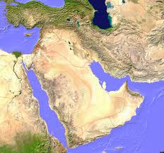 Middle East Map Israel by Russia And Israel U0027s Middle East Dance Huffpost