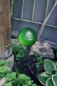 Unique Garden Decor Unique Garden Decor A Gazing Ball Insightful Nana