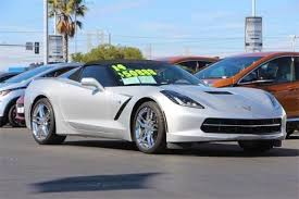 2014 corvette stingray convertible used 2014 chevrolet corvette stingray convertible pricing for