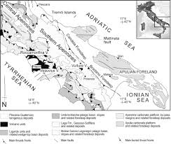 Map Of Puglia Italy by Unveiling The Sources Of The Catastrophic 1456 Multiple Earthquake