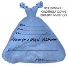 cinderella invitation cinderella party cinderella birthday