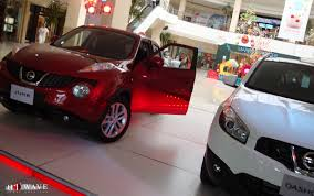 nissan egypt nissan juke u0026 qashqai automatic car promotion hi wave events