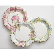 best 25 floral paper plates ideas on tropical pool