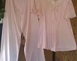 Vanity Fair Nightwear Pyjama Original Etsy