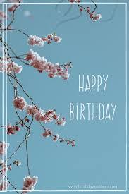 birthday wish tree 15 birthday cards to pin and