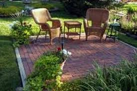 amazing of patio landscaping ideas on a budget simple landscaping