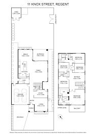 Regent Residences Floor Plan by 11 Knox Street Reservoir Vic 3073