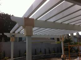 Pergola Roof Brackets by Services