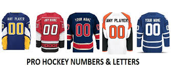 professional sports lettering u0026 numbers 100 authentic tackle