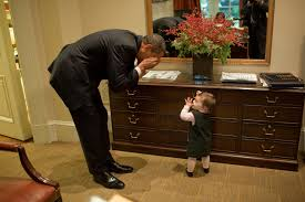 when barack obama met prince george u0026 14 more adorable photos