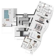 Pent House Floor Plan by Brand New Waiea Grand Penthouse U2014 Hawaii Life One