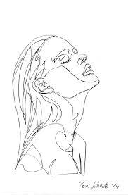 25 beautiful line drawing ideas on pinterest line drawing art
