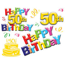 Funny 50th Birthday Memes - free 50th birthday clipart download free clip art free clip art on