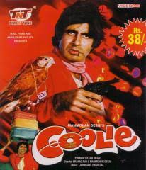 biography of movie coolie coolie vcd 1983