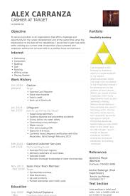Walmart Cashier Resume Sample by Cashier Resume Samples Visualcv Resume Samples Database