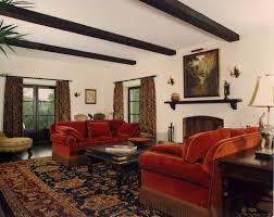 Decorating A Spanish Style Home Living Room Spanish Home Design Ideas