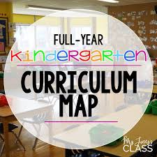 reading curriculum for kindergarten year kindergarten curriculum map mrs jones s kindergarten