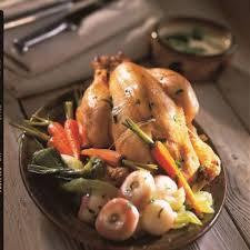 cuisiner poule poule au pot farcie aux foies de volaille de volaille le foie et