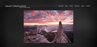 photographers websites 40 great photographer portfolio websites for inspiration