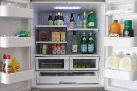 organized overflow fridge with fridge coaster a giveaway