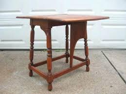 Drop Leaf Table Canada Laurel Wood Top Drop Leaf End Table Small Argos Hinges