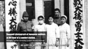 Comfort Women Japan Docudrama Archives On Japanese Military U201ccomfort Women U201d Youtube