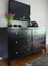 bedrooms bedroom furniture idea with black wooden credenza on