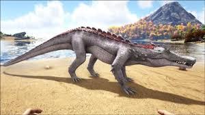 kaprosuchus official ark survival evolved wiki