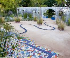 Backyard Decoration Ideas Bright Accents For The Garden And Backyard 11 Methods 45 Great