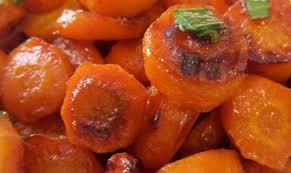 cuisiner des carottes carottes confites au miel cuisson au four diet délices